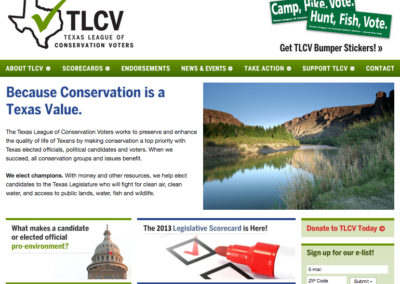 Texas League of Conservation Voters