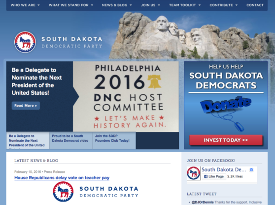 South Dakota Democratic Party