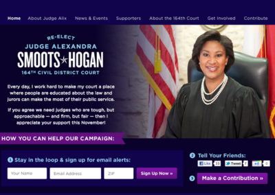Judge Alexandra Smoots-Hogan