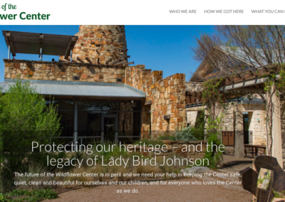 Friends of the Wildflower Center